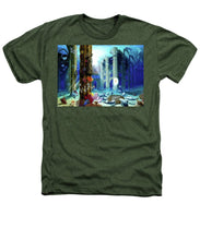 Guardians Of The Grail - Heathers T-Shirt - visitors