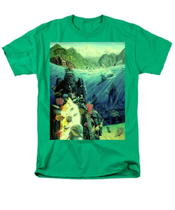 Jewel Of Amrita - Men's T-Shirt  (Regular Fit) - visitors