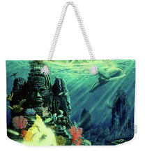 Jewel Of Amrita - Weekender Tote Bag - visitors