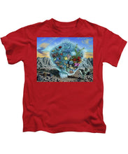 Life Force - Kids T-Shirt - visitors