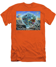 Life Force - Men's T-Shirt (Athletic Fit) - visitors