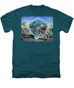 Life Force - Men's Premium T-Shirt - visitors