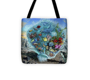 Life Force - Tote Bag - visitors