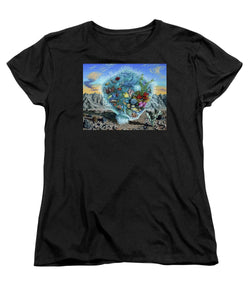 Life Force - Women's T-Shirt (Standard Fit) - visitors