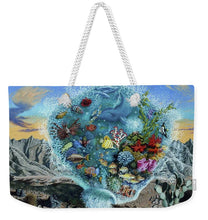Life Force - Weekender Tote Bag - visitors