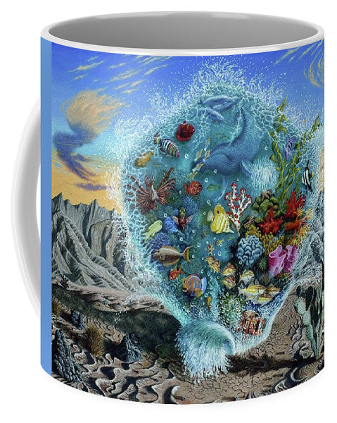 Life Force - Mug - visitors