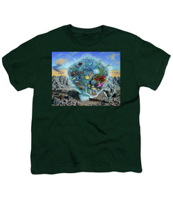 Life Force - Youth T-Shirt - visitors