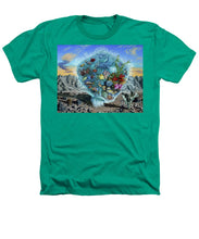 Life Force - Heathers T-Shirt - visitors