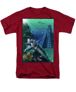 Portal Of Hunab - Men's T-Shirt  (Regular Fit) - visitors