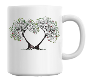 Tree Lover Mug - visitors