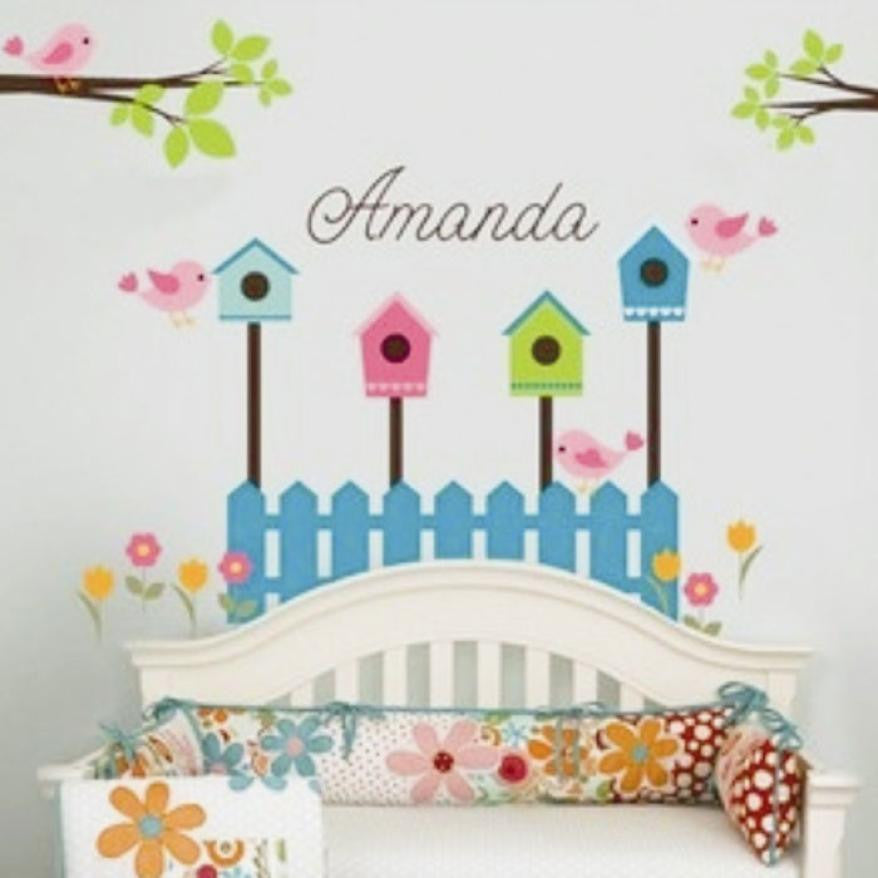 Malibu Kidds, Wall Stickers - visitors