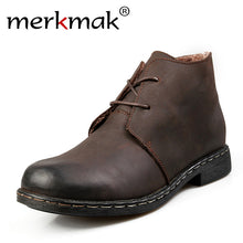 Malibu Men, Vintage Genuine Leather, Water Proof Men's Hiking/Work Boot - visitors