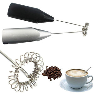 Whisk Mixer for Specialty Coffee - visitors