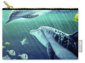 Sea Wise - Carry-All Pouch - visitors