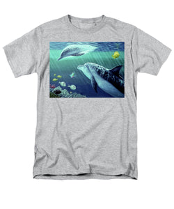 Sea Wise - Men's T-Shirt  (Regular Fit) - visitors