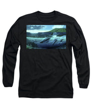 The Great Whales - Long Sleeve T-Shirt - visitors