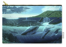 The Great Whales - Carry-All Pouch - visitors