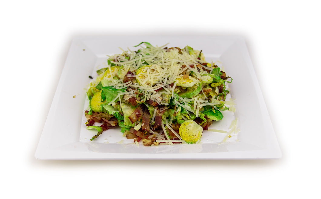 Roasted Sprouts & Pecan Salad