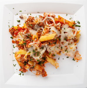 """Baked"" Pasta"
