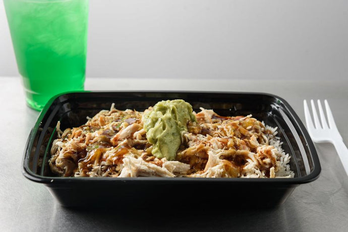 Caribbean Chicken Bowl
