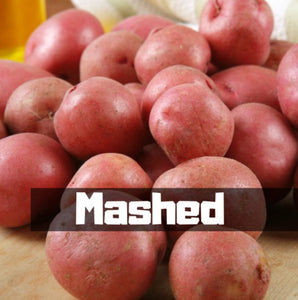 Mashed Red Potatoes