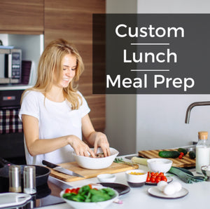 Custom Lunches