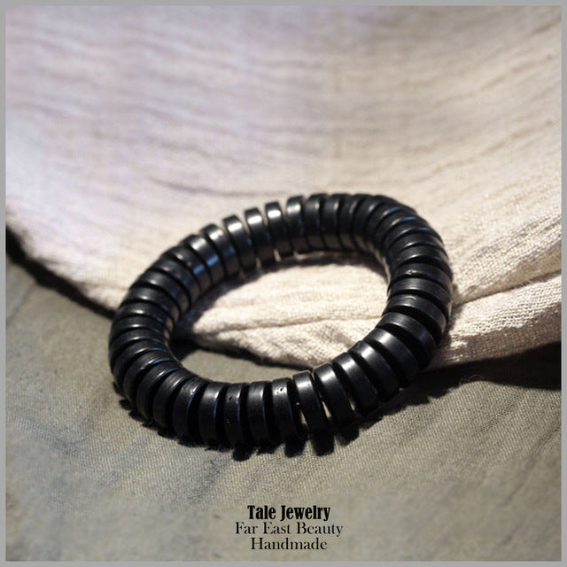 Trendy Natural Coconut Shell Bracelet