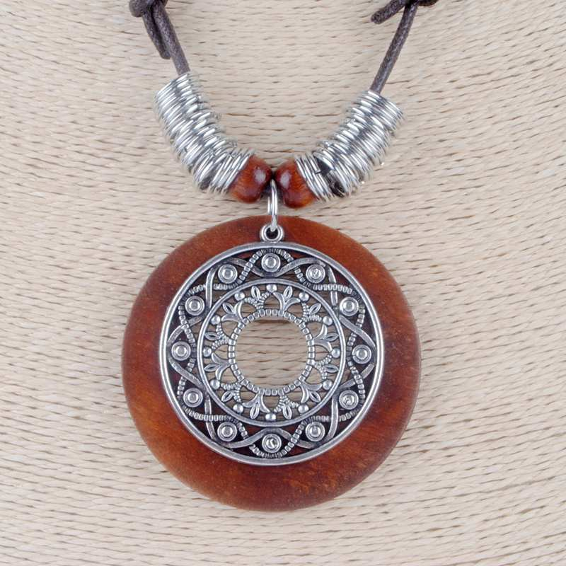 Trendy Boho Style Necklace
