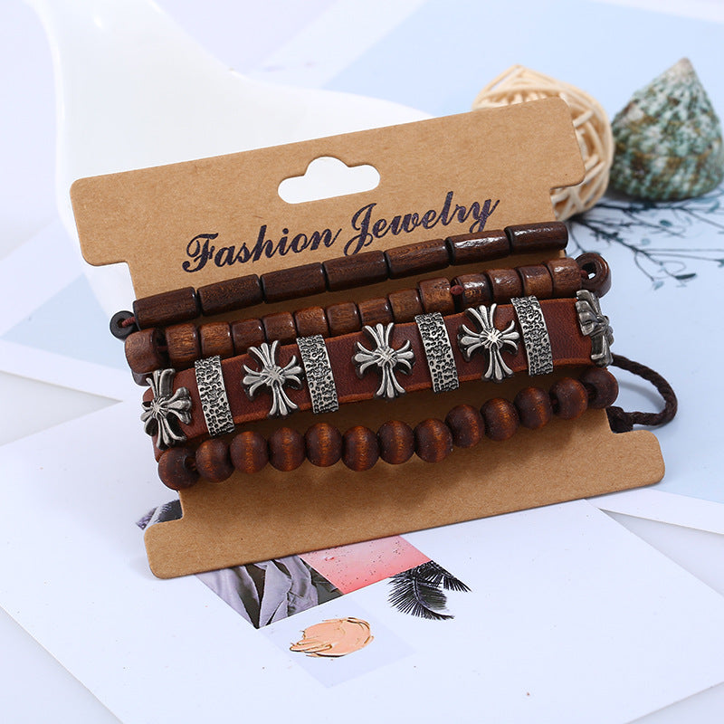 Fashion Wooden Bracelet