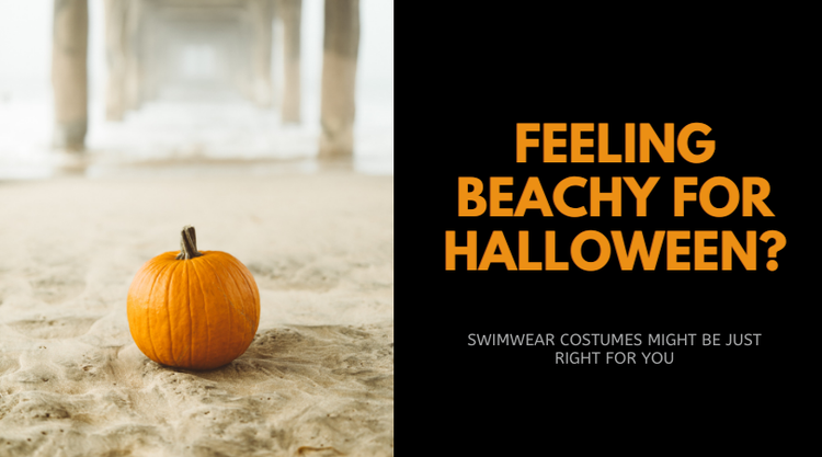 Feeling Beachy for Halloween?  Swimwear Costumes might be just right for you