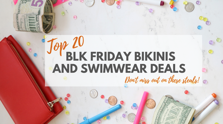 Top 20 Black Friday Bikini and Swimwear Deals! Don't Miss Out on These Steals!