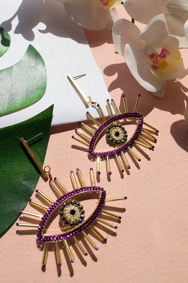 AURIKA Argeles Earrings