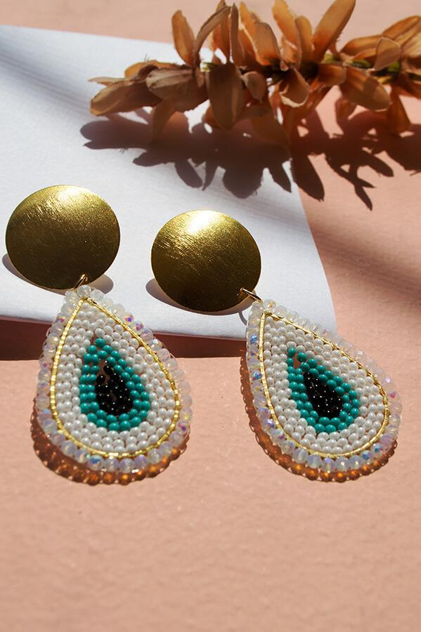 AURIKA Zakynthos Earrings
