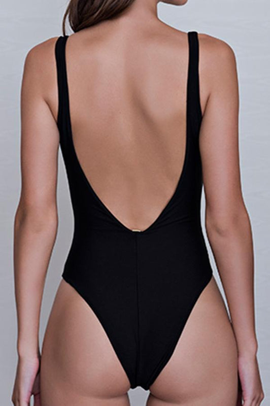 BOAMAR Landscape Gaze Black One Piece