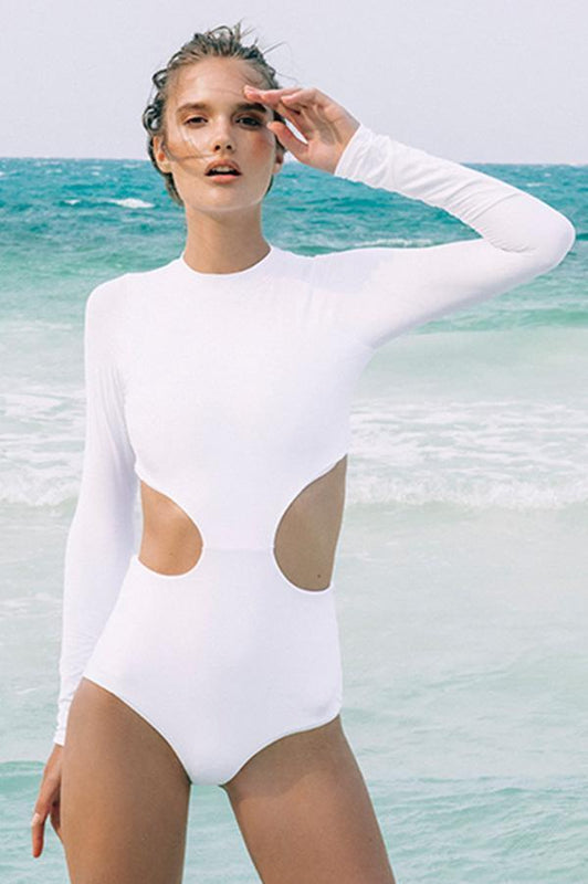 BOAMAR Tropical Infusion Opera White One Piece