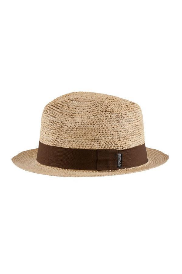 GREEN PACHA Fedora Chapa Brown-OrchidBoutique