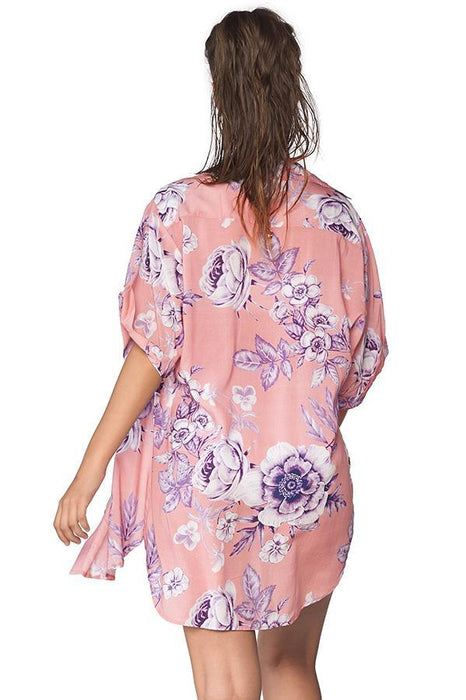MALAI Blossom Lilas Chill Out Cover Up