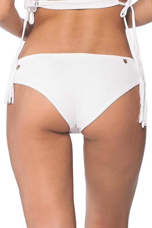 MALAI Cali Palms Textured White Bottom