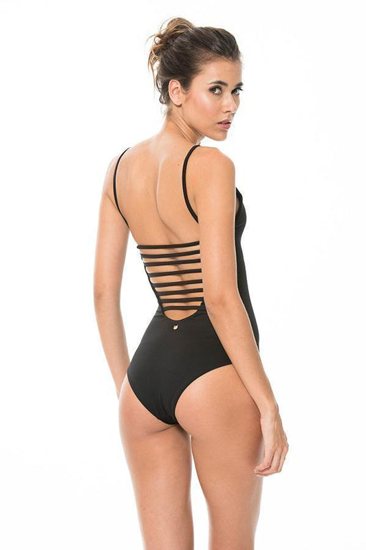 MALAI Classy Wary One Piece - Size Large-OrchidBoutique