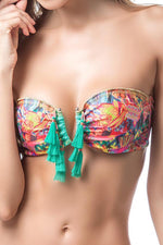 MAR DE ROSAS Mar Wayuu Top
