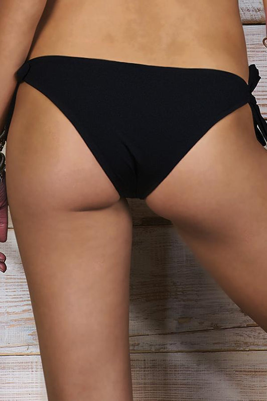 MAYLANA Ausland Black Bottom-OrchidBoutique