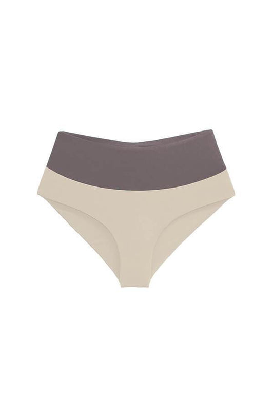 maylana women high waist bottom provide full coverage at rear