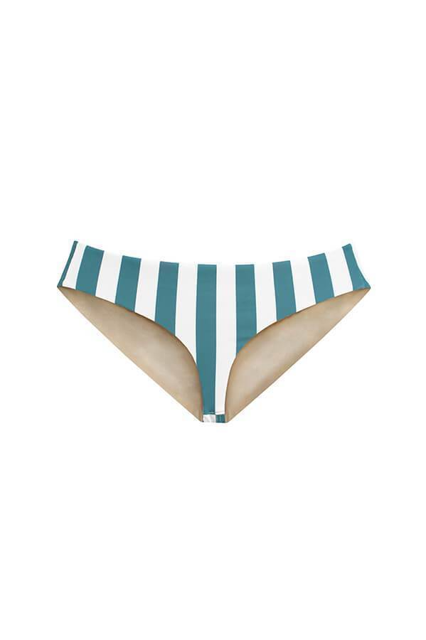 MAYLANA Chloe Ocean's Stripes Bottom