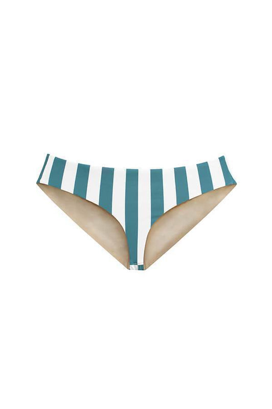 MAYLANA Chloe Ocean's Stripes Bottom-OrchidBoutique