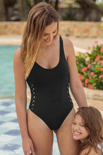 MAYLANA Jess Black One Piece