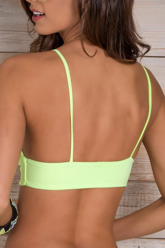 MAYLANA June Lime Top