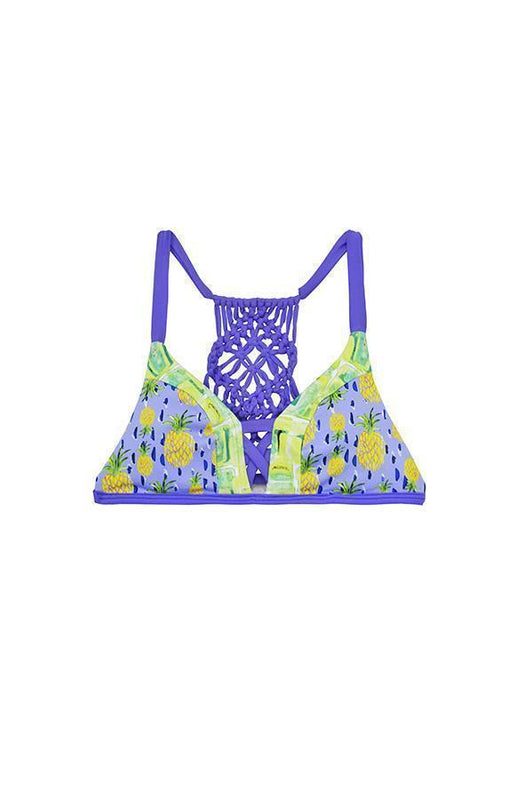 MAYLANA Kali Pineapple Top-OrchidBoutique