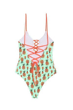 MAYLANA Kamila Grapefruit One Piece - Size Extra Large-OrchidBoutique