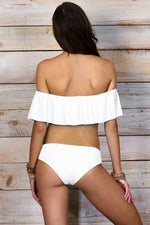 MAYLANA Kara White Bottom-OrchidBoutique