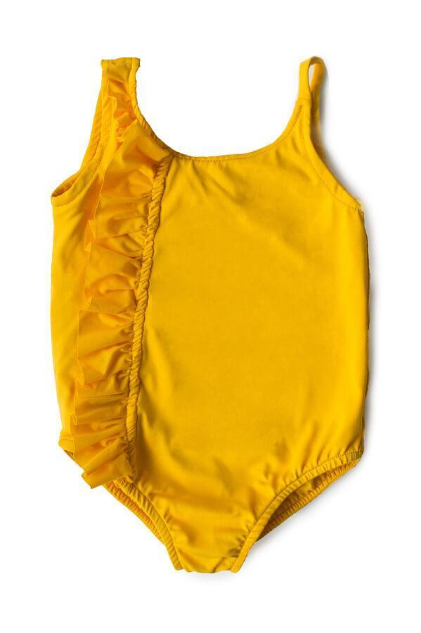 MAYLANA KIDS Tefi Mustard One Piece
